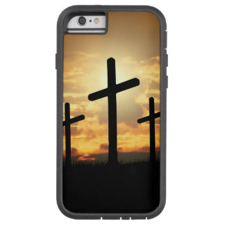 Holy Crosses Tough Xtreme iPhone 6 Case