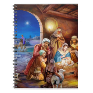 Holy family notebooks