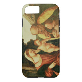 Holy Family with St. John iPhone 7 Case