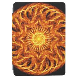 Holy Fire Mandala iPad Air Cover