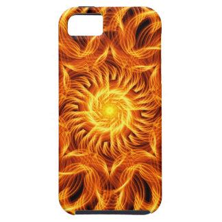 Holy Fire Mandala iPhone 5 Cover