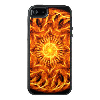 Holy Fire Mandala OtterBox iPhone 5/5s/SE Case