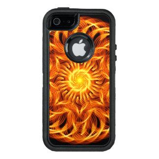 Holy Fire Mandala OtterBox iPhone 5/5s/SE Case
