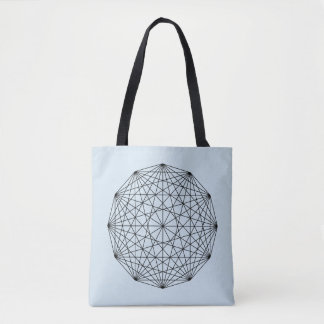 Holy Geometry Tote Bag