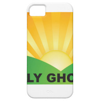 holy ghost field iPhone 5 cover