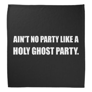 Holy Ghost Party Bandana