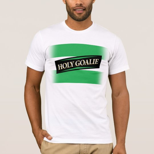 """Holy Goalie"" T-Shirt"