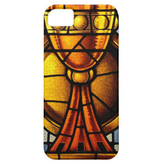 Holy Grail Stained Glass - Sacrament iPhone 5 Case