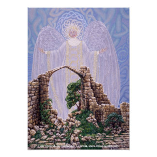 Holy Ground, by Darlene P. Coltrain Poster