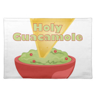 Holy Guacamole Placemat