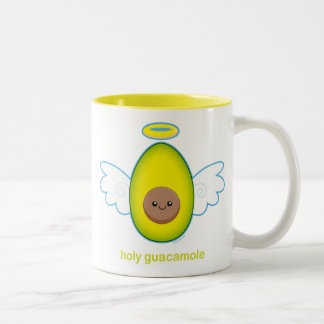 Holy Guacamole! Two-Tone Coffee Mug