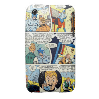 Holy Hamburgers iPhone 3G-3Gs Case