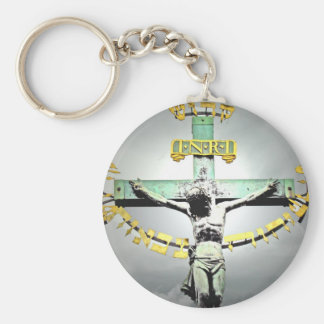 Holy Holy Lord, Prague Keychain