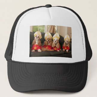 Holy Hound Conclave Trucker Hat