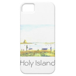 Holy Island Iphone case
