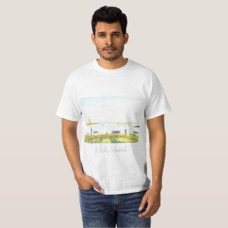 Holy Island Tee shirt