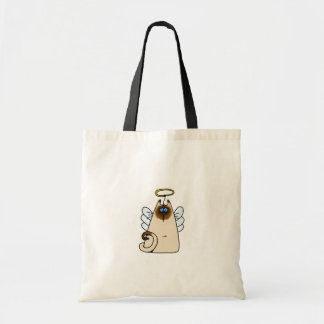 holy kitty tote bag