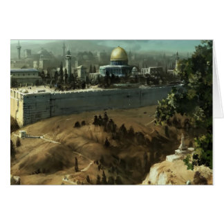 Holy Land Card