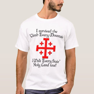 Holy Land Tour T-Shirt