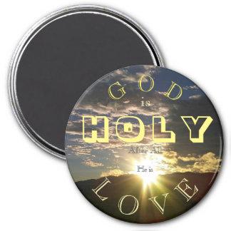 Holy Love Magnet
