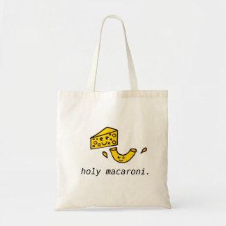 holy macaroni Tote