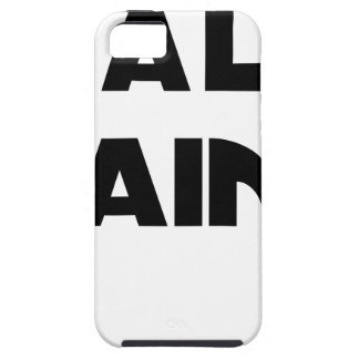 HOLY MALE - Word games - François City iPhone 5 Cover