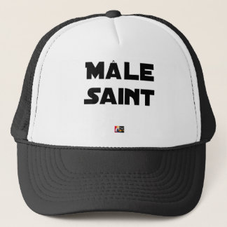 HOLY MALE - Word games - François City Trucker Hat