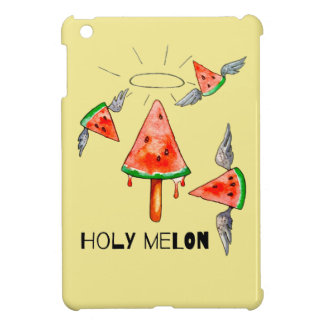 Holy melon iPad mini covers