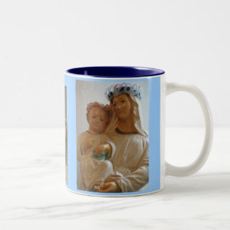 Holy Mother and Child Mug