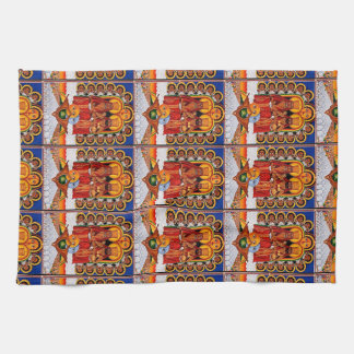 Holy Mount Zion Kitchen Towel
