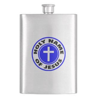 Holy Name of Jesus Flasks