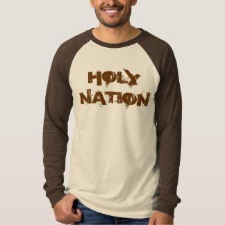 HOLY NATION T-SHIRTS