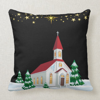 Holy Night Pillow