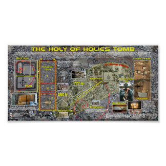 Holy of Holies - Garden Tomb 2 Poster