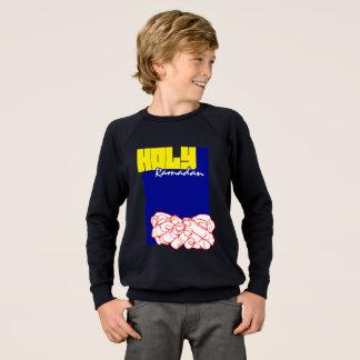 Holy Ramadan Apparel Raglan Sweatshirt