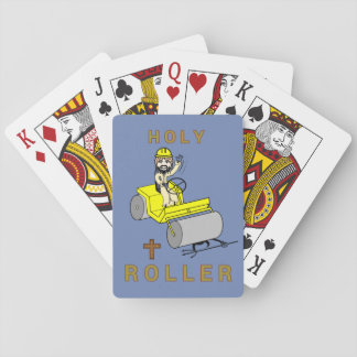 Holy Roller (cards) Playing Cards