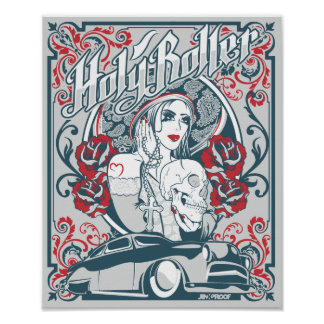 Holy Roller Poster