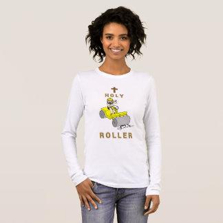 Holy Roller (women long sleeve) Long Sleeve T-Shirt