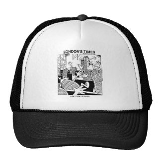 Holy Roly Polies Funny Trucker Hat