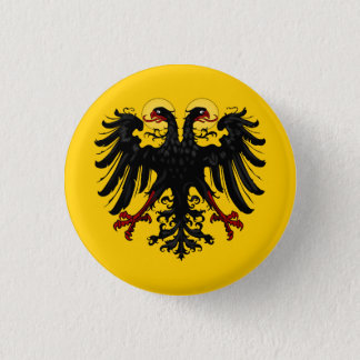 Holy Roman 1 Inch Round Button