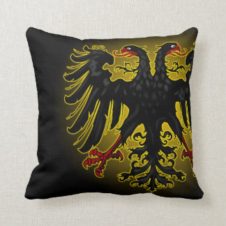 Holy Roman Emperor Throw Pillow