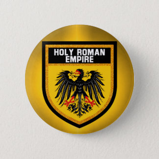 Holy Roman Empire Flag 2 Inch Round Button