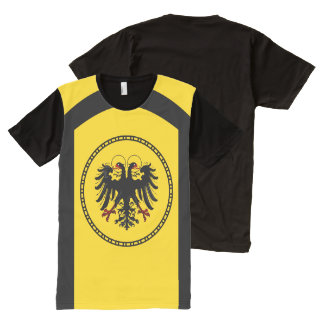 Holy Roman Empire - Imperial Banner T-Shirt.