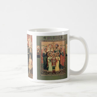 Holy Royal Martyrs Coffee Mug