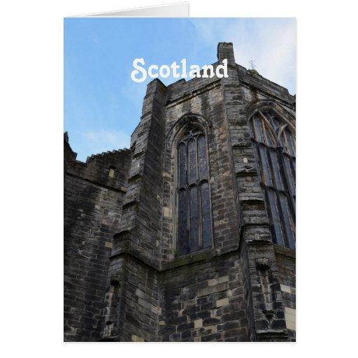 Holy Rude Church Greeting Card