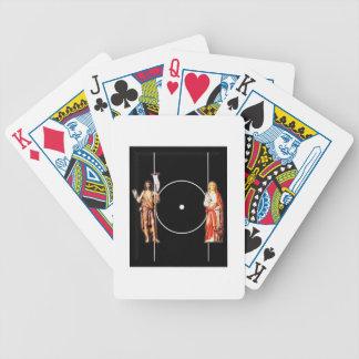 Holy Saint Johns Poker Deck