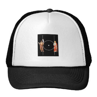 Holy Saint Johns Trucker Hat