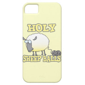 holy sheep balls funny unraveling yarn sheep case for the iPhone 5