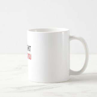 Holy Shit I Love You(1) Coffee Mug