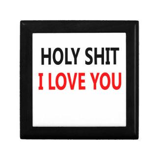 Holy Shit I Love You(1) Gift Box